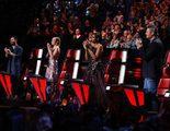La final de 'The Voice' lidera aunque empeora los datos de la pasada edición