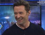 """Hugh Jackman en 'El hormiguero': """"He robado todo lo que he podido de Lobezno"""""""