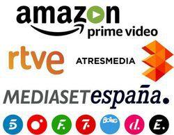 Amazon Prime Video ofrecerá a sus usuarios series de RTVE, Atresmedia y Mediaset