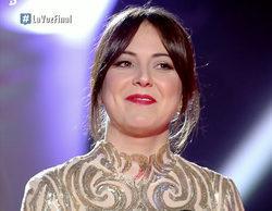 Alba Gil, ganadora de la quinta edición de 'La Voz'
