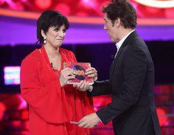 'Tu cara me suena': Lucía Jiménez gana la gala 12 con su imitación de Liza Minnelli