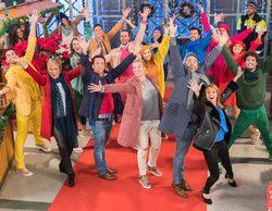 """'Telepasión' lidera la Nochebuena con un fantástico 17,3% frente al discreto 12,5% de """"Frozen"""" en Telecinco"""
