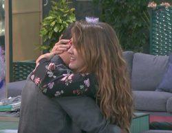 El beso entre Amaia y Alfred en 'OT 2017' protagoniza el reencuentro de los concursantes tras Nochebuena