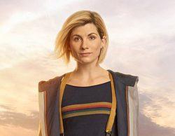 'Doctor Who': Jodie Whittaker asume por primera vez el papel de Doctor en el especial navideño de la serie