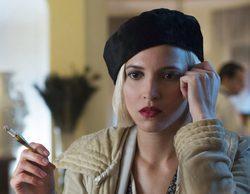 """Ana Fernández ('Las chicas del cable'): """"En la segunda temporada se hace más por la lucha de la mujer"""""""