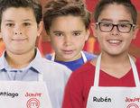 Santiago, Hugo y Rubén, expulsados de la segunda entrega de 'MasterChef Junior 5'