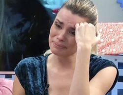 """María Lapiedra se derrumba en 'Cazamariposas' al hablar de su marido: """"Me siento muy mala persona"""""""