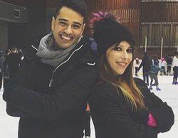 Nika y Tony Santos ('OT 2') protagonizan un navideño reencuentro
