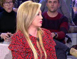 "Belén Esteban abandona 'Sálvame' tras un golpe bajo de Antonio Montero: ""Vete a la mierda"""