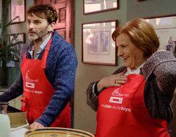 'Mi casa es la tuya' reúne el día de Año Nuevo a Niña Pastori, Alaska y Fernando Tejero con sus madres