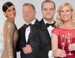 Guía para no perderse nada en Nochevieja 2017: Campanadas, 'InterMerry Christmas', 'Sálvame Stars'...