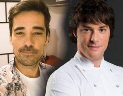 """El padre de Jordi Cruz ('Art Attack') bromea confundiéndole con el juez de 'MasterChef': """"¿No eras cocinero?"""""""