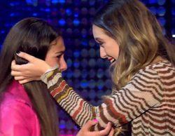 """Ana Mena da una sorpresa a una de las niñas participantes de 'Little Big Show': """"Eres una monstrua, de verdad"""""""