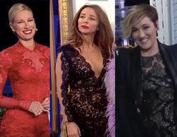 Campanadas 2017-2018: Así han sido los vestidos que han competido con el de Cristina Pedroche
