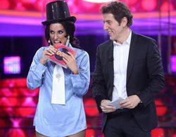 """'Tu cara me suena': Ana Morgade gana el """"Concierto de Año Nuevo"""" con su imitación de Lola Flores"""