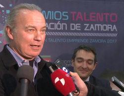 El polémico sueldo de Bertín Osborne por presentar unos premios en Zamora