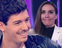 """Mónica Naranjo, en 'OT 2017', pregunta a Amaia sobre el bigote de Alfred: """"¿Te pincha?"""""""