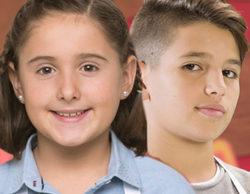 María Arias y Héctor, repescados de la quinta edición de 'MasterChef Junior'