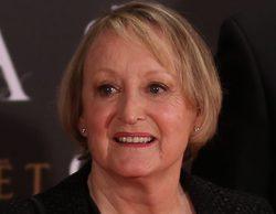 Yvonne Blake, presidenta de la Academia de Cine, ingresada tras sufrir un ictus