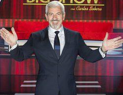 """Carlos Sobera: """"En 'Little Big Show' me ofrecí de conejillo de indias para que los niños me vapuleen"""""""
