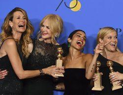 Lista de ganadores de los Globos de Oro 2018