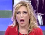 """Monumental enfado de Gustavo González con Lydia Lozano en 'Sálvame': """"Tus amigos tienen dos neuronas"""""""