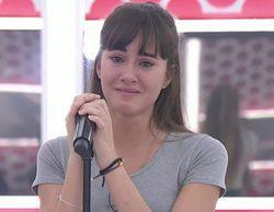 'OT 2017': Amaia brilla, Aitana se derrumba y Agoney con problemas de voz en el pase de micros de la gala 10