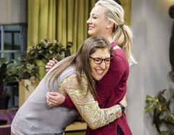 Sheldon y Amy hacen experimentos con sus amigos en el 11x12 de 'The Big Bang Theory'