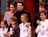 'MasterChef Junior 5' ya tiene a sus 4 finalistas: María, Esther, Lucía y Gonzalo