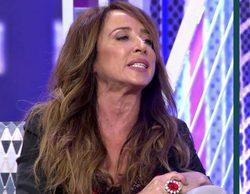 """María Patiño, en 'Sábado Deluxe': """"No me merezco que María Lapiedra me llame zorra por hacer mi trabajo"""""""