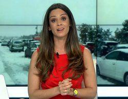 laSexta emite un especial informativo por el temporal que azota a España y TVE informa en el Canal 24 horas
