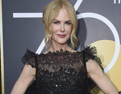 """El poderoso discurso de Nicole Kidman en los Globos de Oro 2018: """"Mi papel representa el abuso, algo actual"""""""