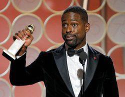 Sterling K. Brown ('This Is Us'), primer actor negro en ganar un Globo de Oro como protagonista de drama