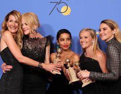 Los Globos de Oro 2018 triunfan y mantienen los datos de la edición anterior