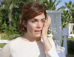 """Samanta Villar se derrumba al ver su propio funeral en 'Samanta y... la vida': """"Es muy yo"""""""