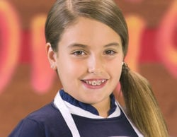 Esther, ganadora de la quinta edición de 'MasterChef Junior'