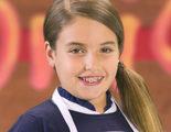 Esther, ganadora de la quinta edición de 'MasterChef Junior'