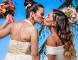 """'Casados a primera vista', alabado en redes por su primera boda lesbiana: """"¡Bravo por todas ellas!"""""""