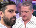 """Gustavo González abandona el plató de 'Sálvame' indignado con Mark Hamilton: """"¡No tiene dignidad!"""""""