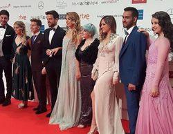'OT 2017': Así ha sido el paso de los exconcursantes por los Premios Forqué 2018