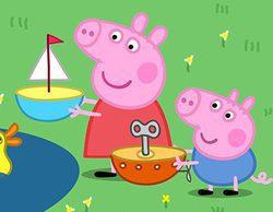 'Peppa Pig' destaca en un día dominado por 'Big Bang' y 'La que se avecina'