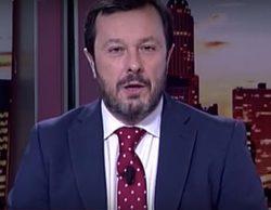 """Intereconomía se burla de las críticas por sus comentarios homófobos a Jorge Javier Vázquez: """"Me la pica"""""""