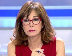 'El programa de AR': Ana Rosa y Arcadi Espada protagonizan un rifirrafe por un comentario fuera de cámara