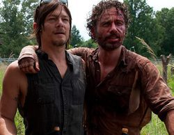 'The Walking Dead': Andrew Lincoln y Norman Reedus, en negociaciones para seguir en la novena temporada
