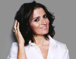 Silvia Abril firma un contrato de cadena con Atresmedia Televisión