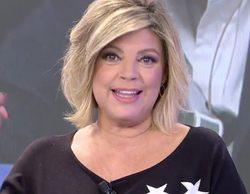 'Sálvame': Terelu Campos se convierte en nueva presentadora del programa durante unos minutos