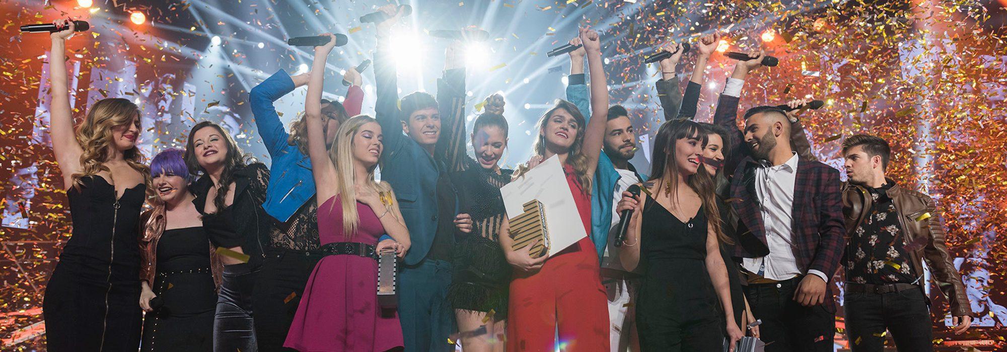 ¿Qué fue de los ganadores de las ediciones anteriores de 'Operación triunfo'?