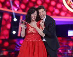 'Tu cara me suena': La Terremoto de Alcorcón gana la gala 14 con su imitación de Massiel