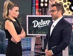 """Jorge Javier Vázquez analiza, en 'Sálvame', la conducta de María Lapiedra: """"Es una enferma de la televisión"""""""