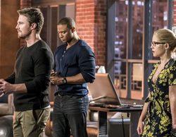 Los protagonistas de 'Arrow' se encuentran divididos en el 6x10